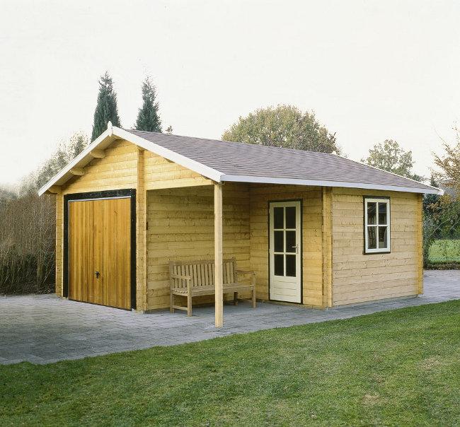 voorbeelden tuinhuisjes blokhutten schuren vermeulen groessen. Black Bedroom Furniture Sets. Home Design Ideas